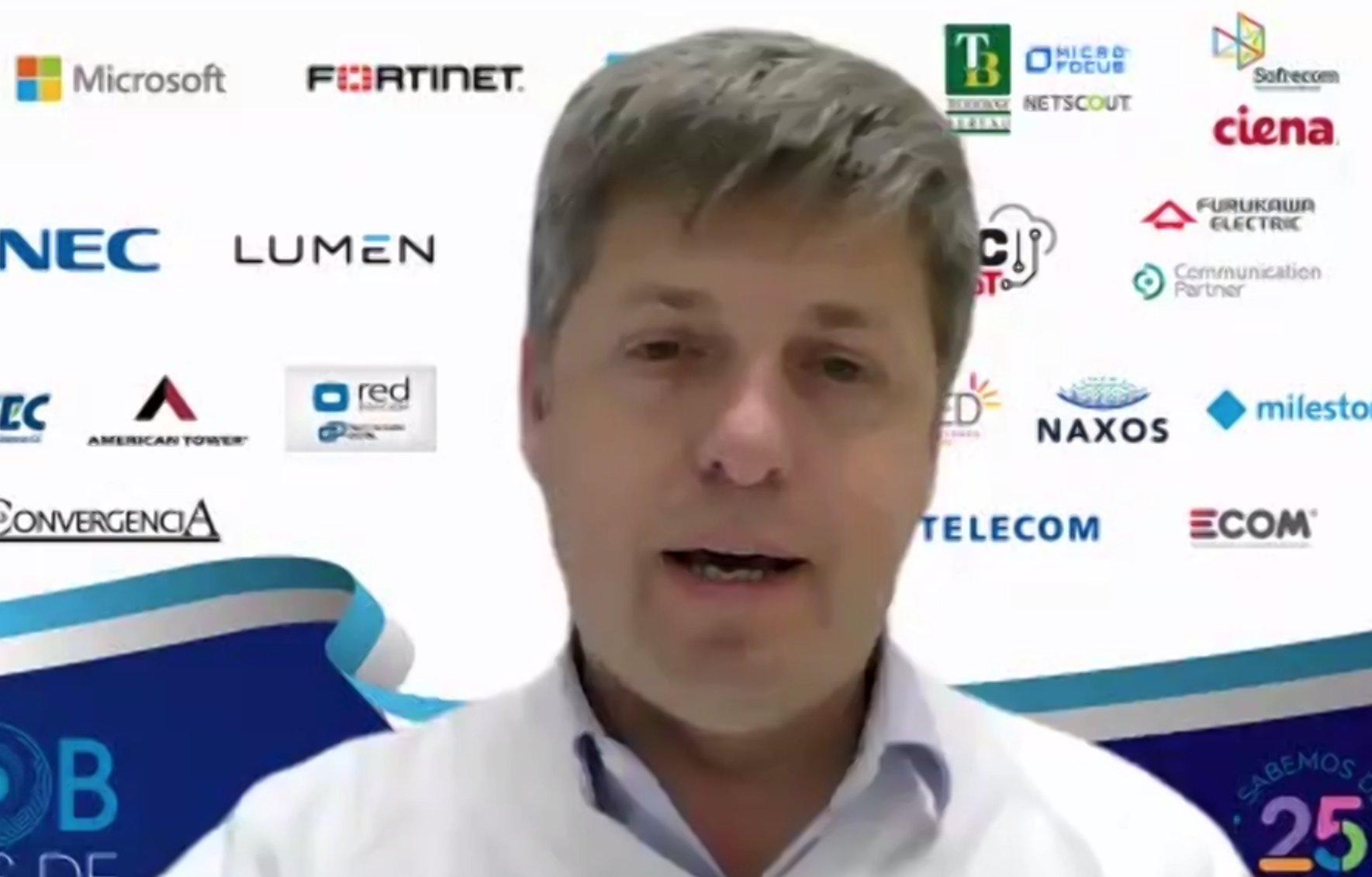 Juan Domínguez fue Keynote Speaker de Redes de Gobierno 2021